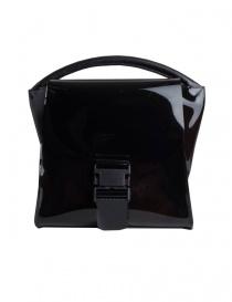 Zucca black semi-transparent bag online