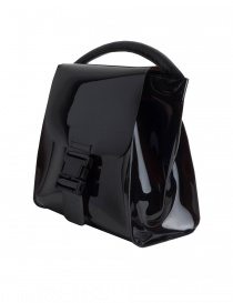 Zucca black semi-transparent bag