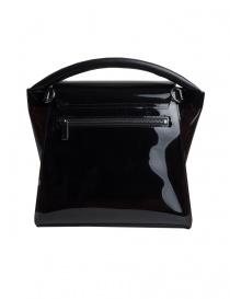 Zucca black semi-transparent bag price
