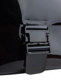 Borsa Zucca nera semitrasparente borse acquista online