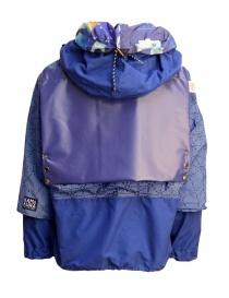 Giacca Kapital Kamakura colore celeste acquista online