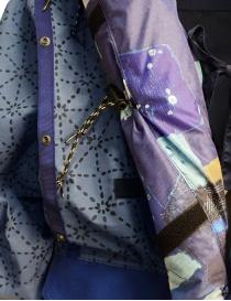Giacca Kapital Kamakura colore celeste giubbini uomo prezzo