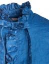 Kapital indigo shirt with ruffles K1809LS036 IDG price