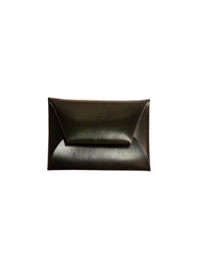 Porta monete Ptah con sfumature verdi PT150508 BUF COINCASE GREEN portafogli online shopping