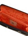 Portafoglio Orla Kiely in tessuto nero OETCLIN122 BZW prezzo