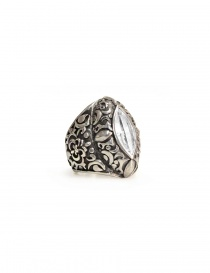 Anello ElfCraft con gemma marquise zirconia 800.397 RING L.60 order online