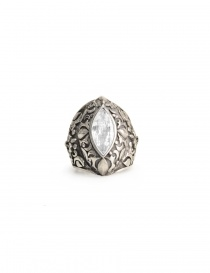 ElfCraft ring with marquise gem zirconia