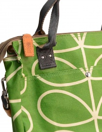 Borsa Orla Kiely in tessuto verde mela borse acquista online