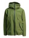 Goldwin Hooded Spur coat green short jacket buy online GO01701-GREEN