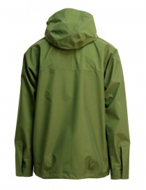 Goldwin Hooded Spur coat green short jacket