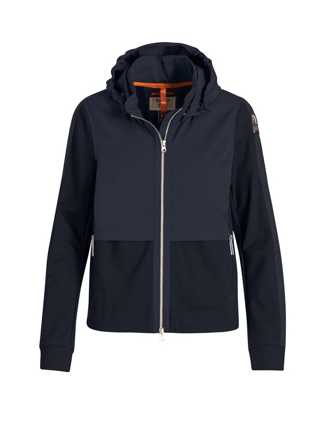 Parajumpers Yae navy blue jacket PWFLERT31 YAE 562 NAVY womens jackets online shopping