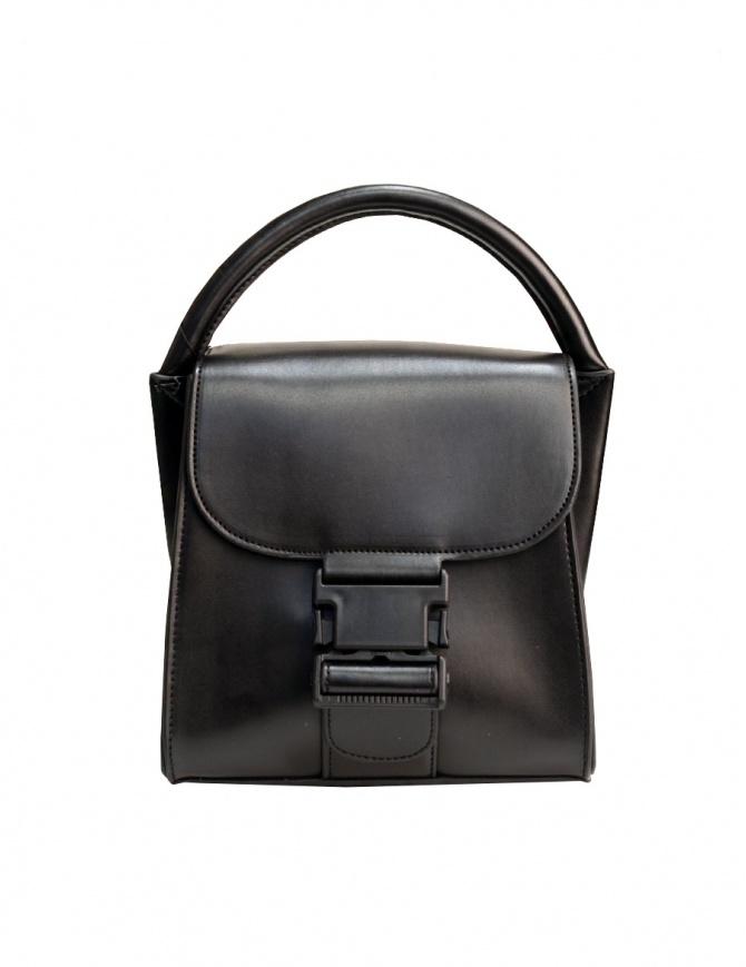 Borsa ZUCCA Small Buckle nera ZU97AG054-26 BLACK borse online shopping