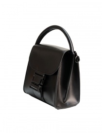 ZUCCA Small Buckle Black bag