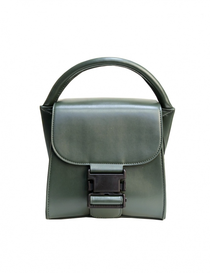 Borsa ZUCCA Small Buckle verde ZU97AG054-10 GREEN borse online shopping