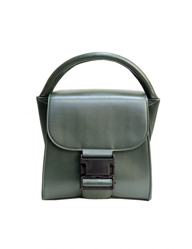 ZUCCA Small Buckle green bag ZU97AG054-10 GREEN bags online shopping