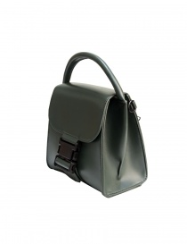 ZUCCA Small Buckle green bag