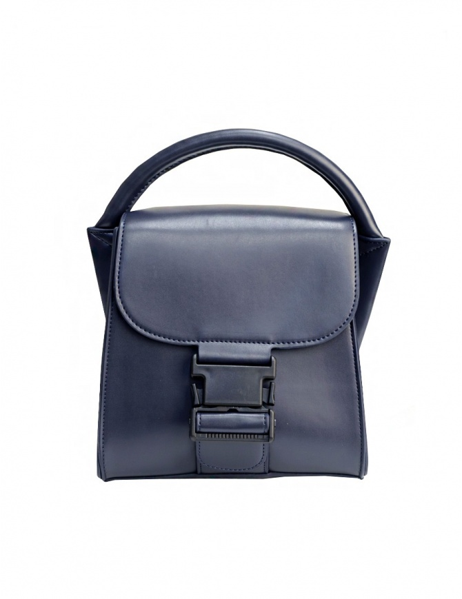 ZUCCA Small Buckle navy blue bag ZU97AG054-13 NAVY bags online shopping