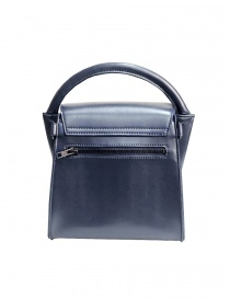 ZUCCA Small Buckle navy blue bag price