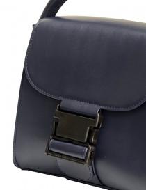 Borsa ZUCCA Small Buckle blu navy borse acquista online
