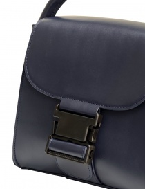 ZUCCA Small Buckle navy blue bag bags buy online