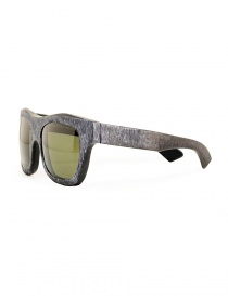 Paul Easterlin Newman sunglasses with green lenses buy online