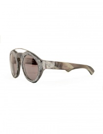 Paul Easterlin Woody sunglasses in buffalo horn