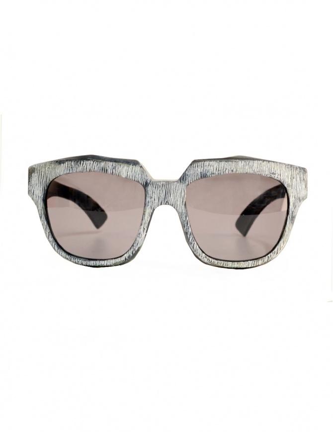 Paul Easterlin Redford sungrasses in buffalo horn REDFORD BLACK CORNO glasses online shopping