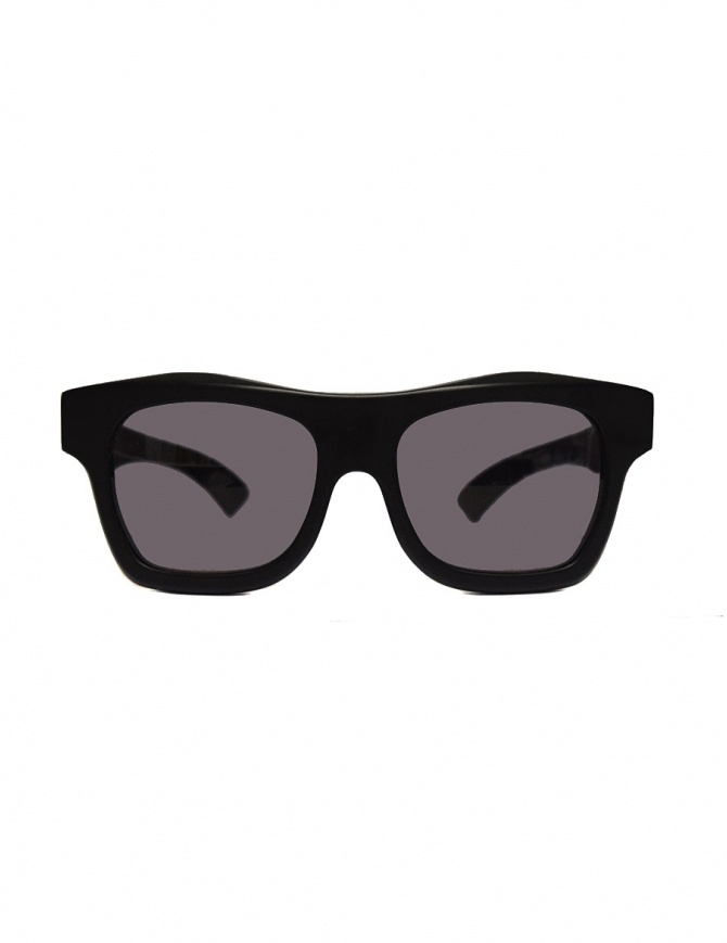 Occhiale Paul Easterlin Newman nero opaco NEWMAN BLK-BLK LENSE occhiali online shopping