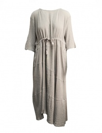 Plantation grey long asymmetrical hem dress online