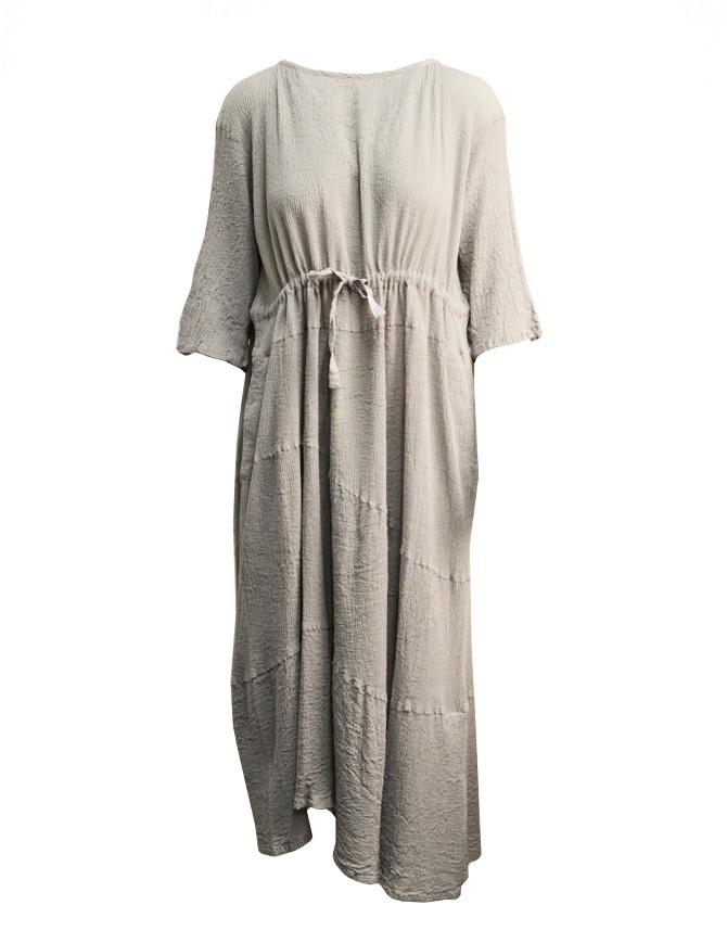 Plantation grey long asymmetrical hem dress PL97FH030 GREY womens dresses online shopping
