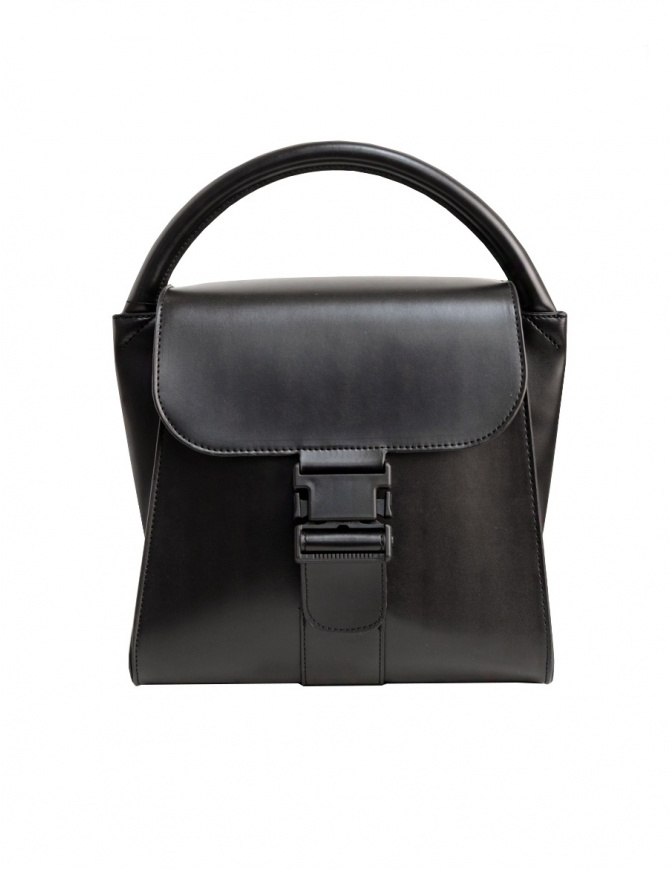 ZUCCA black eco-leather bag ZU97AG176-26 BLACK bags online shopping