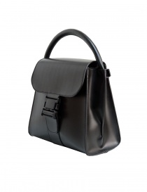 ZUCCA black eco-leather bag buy online
