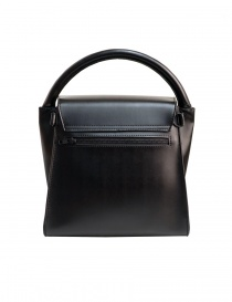 ZUCCA black eco-leather bag price