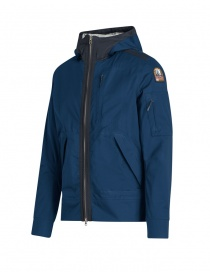 Parajumpers Yakumo navy jacket with hood