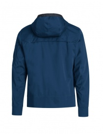 Parajumpers Yakumo navy jacket with hood price