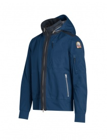 Parajumpers Tsuge navy blue jacket