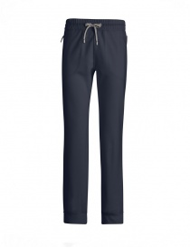 Pantalone Parajumpers Shala colore blu PWFLERT33 SHALA 562 NAVY