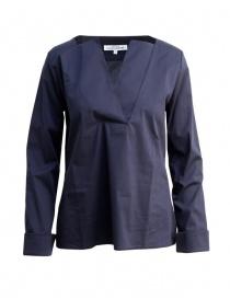 Camicie donna online: Camicia European Culture Lux Mood Blu