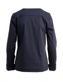 European Culture Lux Mood blue shirt