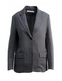 European Culture Lux Mood Grey suit jacket 55G0 3950 1508