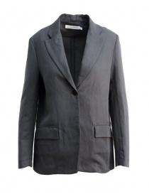 Giacca European Culture Lux Mood colore grigio online