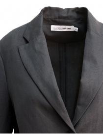 Giacca European Culture Lux Mood colore grigio prezzo