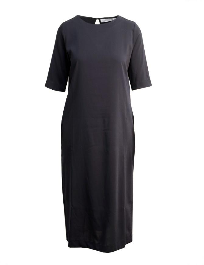 European culture Lux Mood blue medium sleeves dress 15A0 8040 1508 womens dresses online shopping