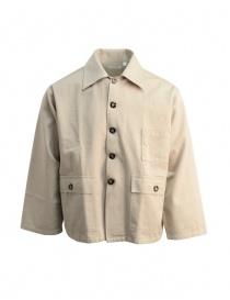 Camicie uomo online: Giacca/camicia Camo Massawa beige