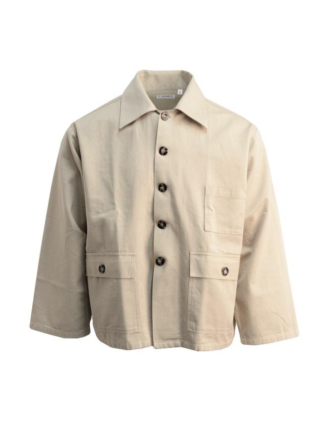 Giacca/camicia Camo Massawa beige AE0037 MASSAWA BEIGE camicie uomo online shopping