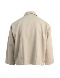 Giacca/camicia Camo Massawa beige