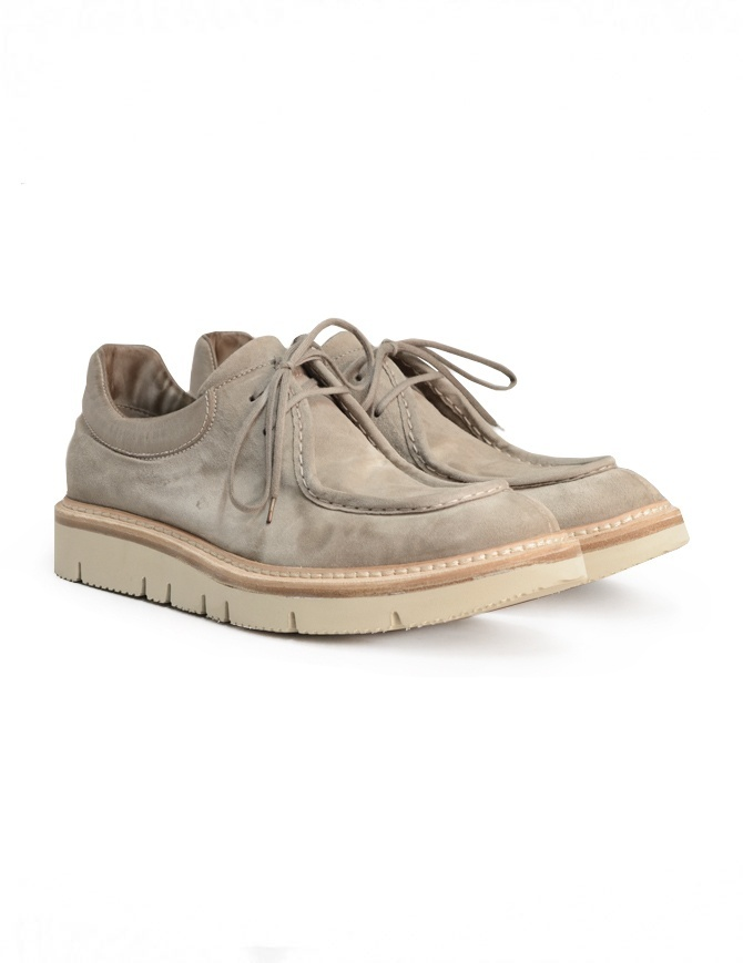 Scarpa Shoto Melody Dive beige 7617 MELODY VEL-MELODY DIVE calzature uomo online shopping