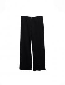 Pantalone felpati Carol Christian Poell neri online