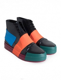 Sneakers Melissa in PVC nero online