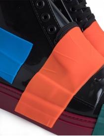 Melissa sneakers in black PVC womens shoes buy online
